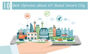 IoT Based Smart Cities