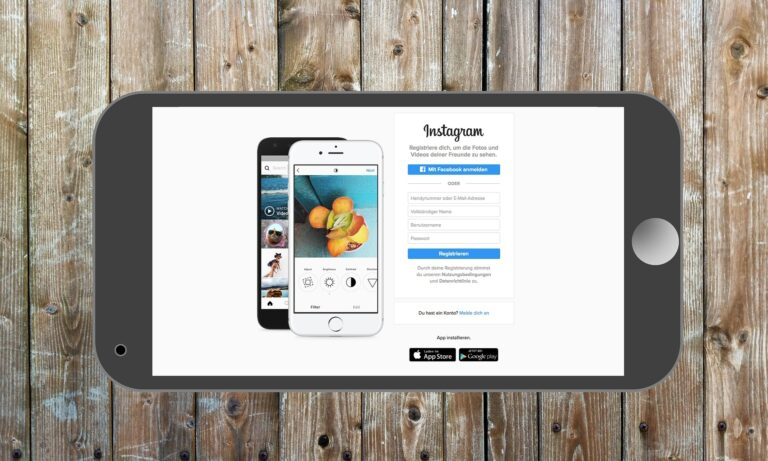 optimizing instagram profile