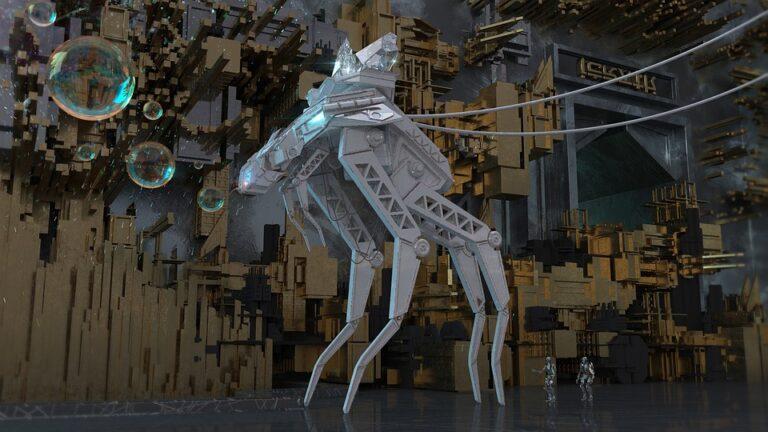 robotics artificial intelligence on finance sector