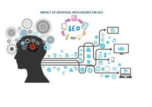Impact of AI on SEO