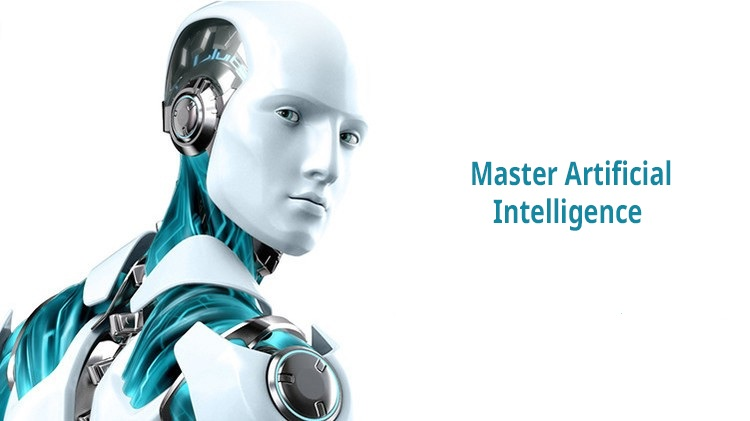 Master the art of artificial Intelligence