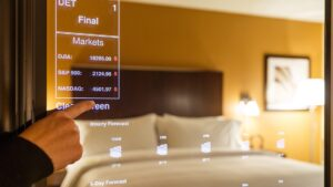 Smart Technology for Hotel Industry