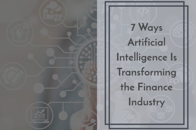 artificial intelligence is transforming finance industry