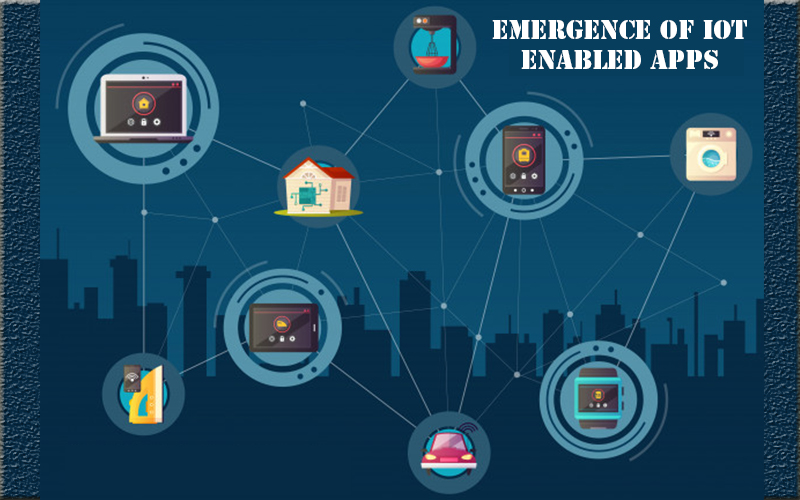 Emergance of IOT Enabled Apps