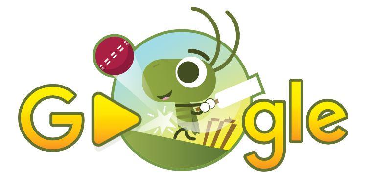Google Cricket doodle Game