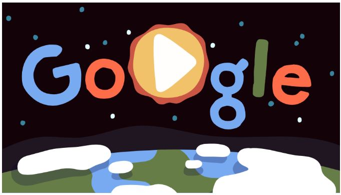 google earth day quiz doodle