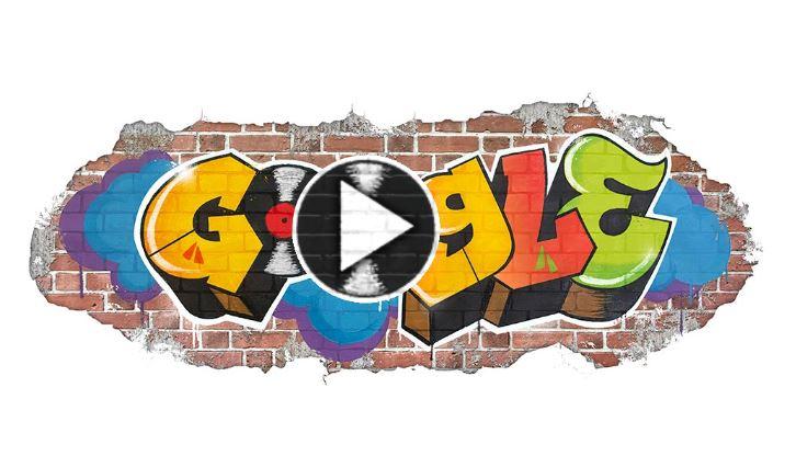 google hip hop game doodle