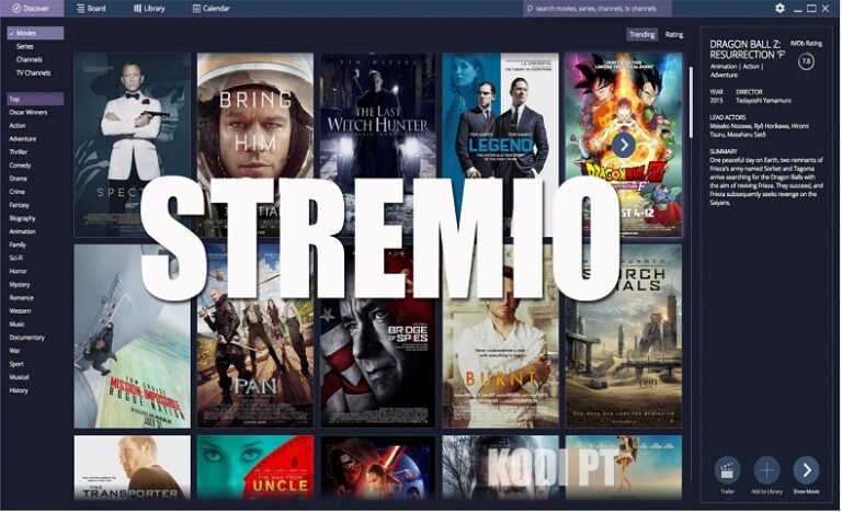 streamio for all your entertainment needs