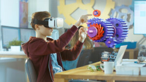 Future of 3D and Augmented Reality