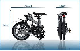 foldable bikes - cycling technology