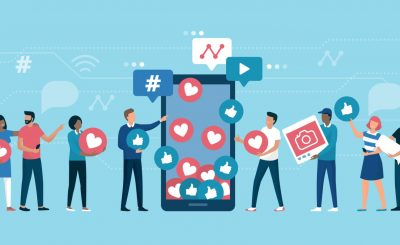 tips for making web design social