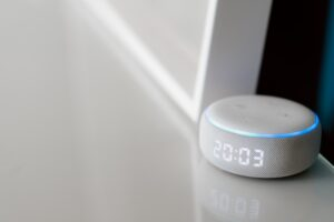 how iot linked with amazon echo and google home