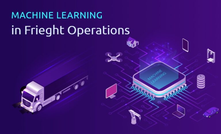 Machine Learning in Freight Operations